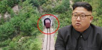 Genelkurmay Başkanlığı: Kuzey Kore, trenden yaptığı füze denemesinin görüntülerini yayınladı