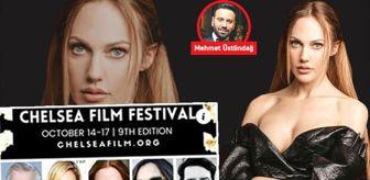 Emirgan: Meryem Uzerli  Amerika'da festival jürisine seçildi