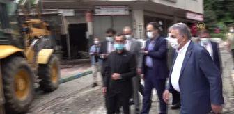 Çayeli: Son dakika haberleri   RİZE -AK Parti Genel Başkan Yardımcısı Yazıcı, Rize'deki yatırımları değerlendirdi
