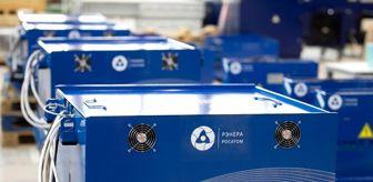 Hükümet: Rosatom, Kaliningrad'da lityum-iyon pil ve enerji depolama sistemleri üretim tesisi inşa edecek