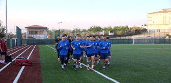 Kocaeli: Yeşilyurt'ta Darıca Gençlerbirliği maçı hazırlıkları tamamlandı