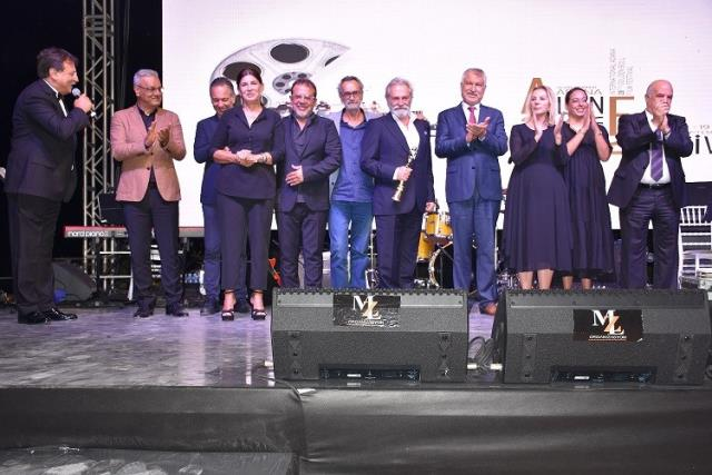 Altın Koza Film Festivali'nde onur ödülleri sahiplerini buldu - Haberler