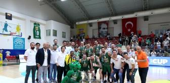 Petkim Spor: Frutti Extra Cup şampiyonu, Bursaspor
