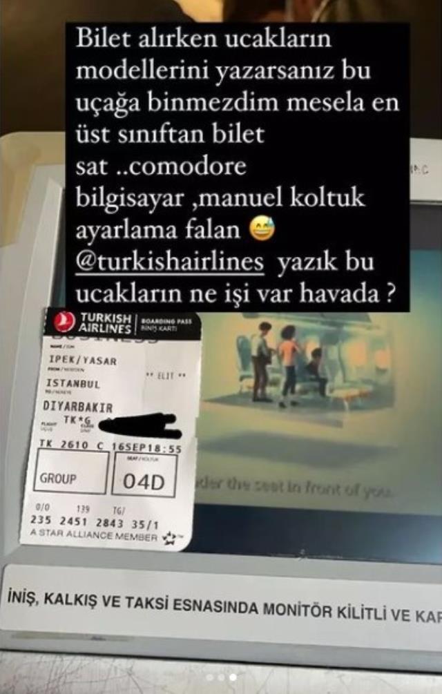 Konserini kaçıran şarkıcı Yaşar İpek, THY'ye isyan etti