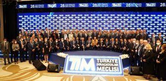İhracat: Cumhurbaşkanı Erdoğan, TİM 28. Olağan Genel Kurulu ve İhracatın Şampiyonları Ödül Töreni'ne katıldı: (2)