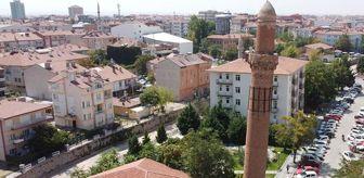 Selçuklu Devleti: Ünlü Pisa Kulesi'ne benzetiliyor! Aksaray'daki eğik minarenin sırrını çözmek için çalışmalara başlandı
