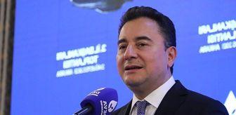 Melikgazi: DEVA Partisi Melikgazi İlçe Başkanı ve yönetim kurulu üyeleri istifa etti