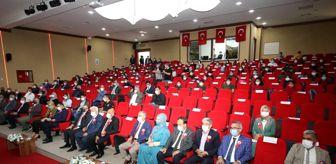 Ekrem Erdem: Hacılar'da yılın Ahisi Mustafa Özel, Ahilik Kaftanı giydi