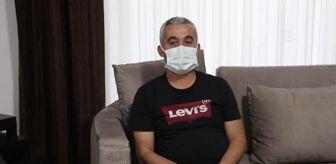 Kayseri: Saldırıya uğrayan Dr. Baki Ünlü: 'Şahsın tutuklanmasına çok sevindim. Mümkün olduğunca en ağır cezayı almasını istiyorum'