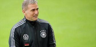 Almanya: Son Dakika: A Milli Takım'ın yeni teknik direktörü resmen Stefan Kuntz oldu