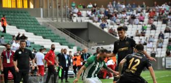 Ahmet Yılmaz Çalık: Süper Lig: GZT Giresunspor: 0 İH Konyaspor: 0 (Maç sonucu)