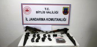 Eyüp: Bitlis Merkez Kırsalında Gerçekleştirilen Operasyonda 4 Terörist Silahlarıyla Beraber Etkisiz Hale Getirildi