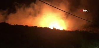 İhlas Haber Ajansı: Son dakika haber | İsrail'de orman yangınıAlevler yerleşim yerlerini tehdit ediyor
