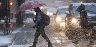 Doğu Anadolu Bölgesi: Türkiye, soğuk ve yağışlı havanın etkisi altına giriyor! Yüksek kesimlere kar yağacak