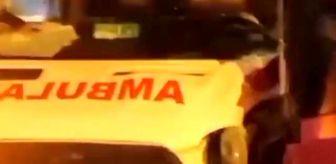 İhlas Haber Ajansı: Van'da ambulans belediye otobüsü ile çarpıştı: 2 yaralı