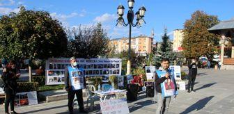 Doğu Türkistan: 13 kişilik ailesinden 11'i Çin zulmü görüyor