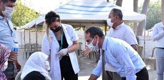 Gölhisar: Aydın'da aşı ikna çalışmaları aralıksız sürüyor