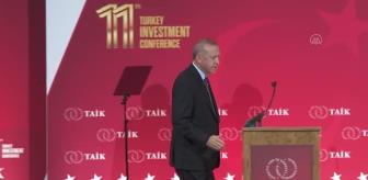 Türkiye: Son dakika haber! Cumhurbaşkanı Erdoğan: 'Uluslararası yatırımcıların ülkemizde güvenle yatırım yapmaları için gerekli yasal düzenlemeleri hayata geçirmeye devam...