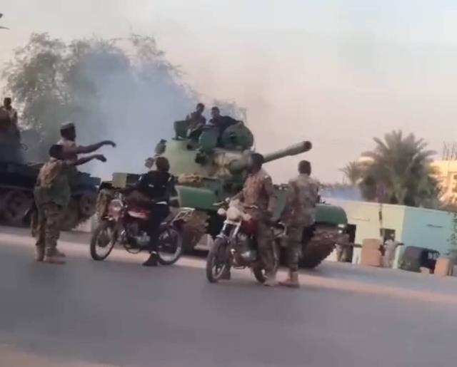 Son Dakika! Sudan'da bir grup askerin gerçekleştirdiği darbe girişimi başarısız oldu