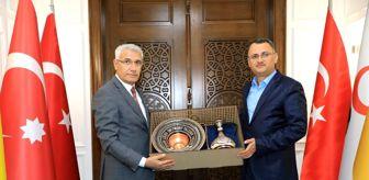 Hükümet: AK Parti Genel Merkez Yerel Yönetimler Başkan Yardımcısı Mahmut Kaçar, Malatya'da