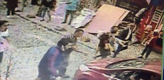 Taksim: Başından vurduğu hamile eşini kucağında caddeye taşıdı