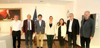 Yıldırım Kaya: CHP heyeti Başkan Çerçioğlu ile görüştü