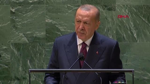 Cumhurbaşkanı Erdoğan: Dünya 5'ten büyüktür-2