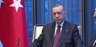 Recep Tayyip Erdoğan: Cumhurbaşkanı Erdoğan, Ukrayna ve Finlandiya devlet başkanları ile görüştü