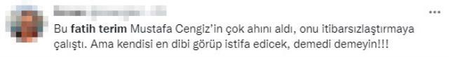 Galatasaray taraftarı, Kayserispor maçında kazan kaldırdı! Fatih Terim hiç bu kadar güçlü istifaya çağrılmamıştı