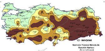 Mersin: Analiz raporları yayımlandı; ağustos ayı 'şiddetli kurak' yaşandı