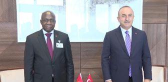Pakistan: Bakan Çavuşoğlu, Pakistan ve Angola mevkidaşlarıyla görüştü