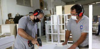 Antalya Büyükşehir Belediyesi: Büyükşehir atölyelerinde üretimle tasarruf sağlanıyor