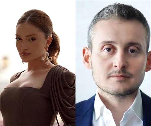 Danla Bilic yeni sevgilisi Yusuf Engin'le yemek yerken objektiflere yakalandı