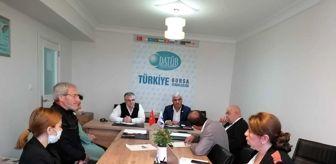 Gürsu: DATÜB Bursa'da istişare toplantısı gerçekleştirdi