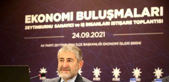 Zeytinburnu: İş dünyası 'Ekonomi Buluşmaları'nda bir araya geldi