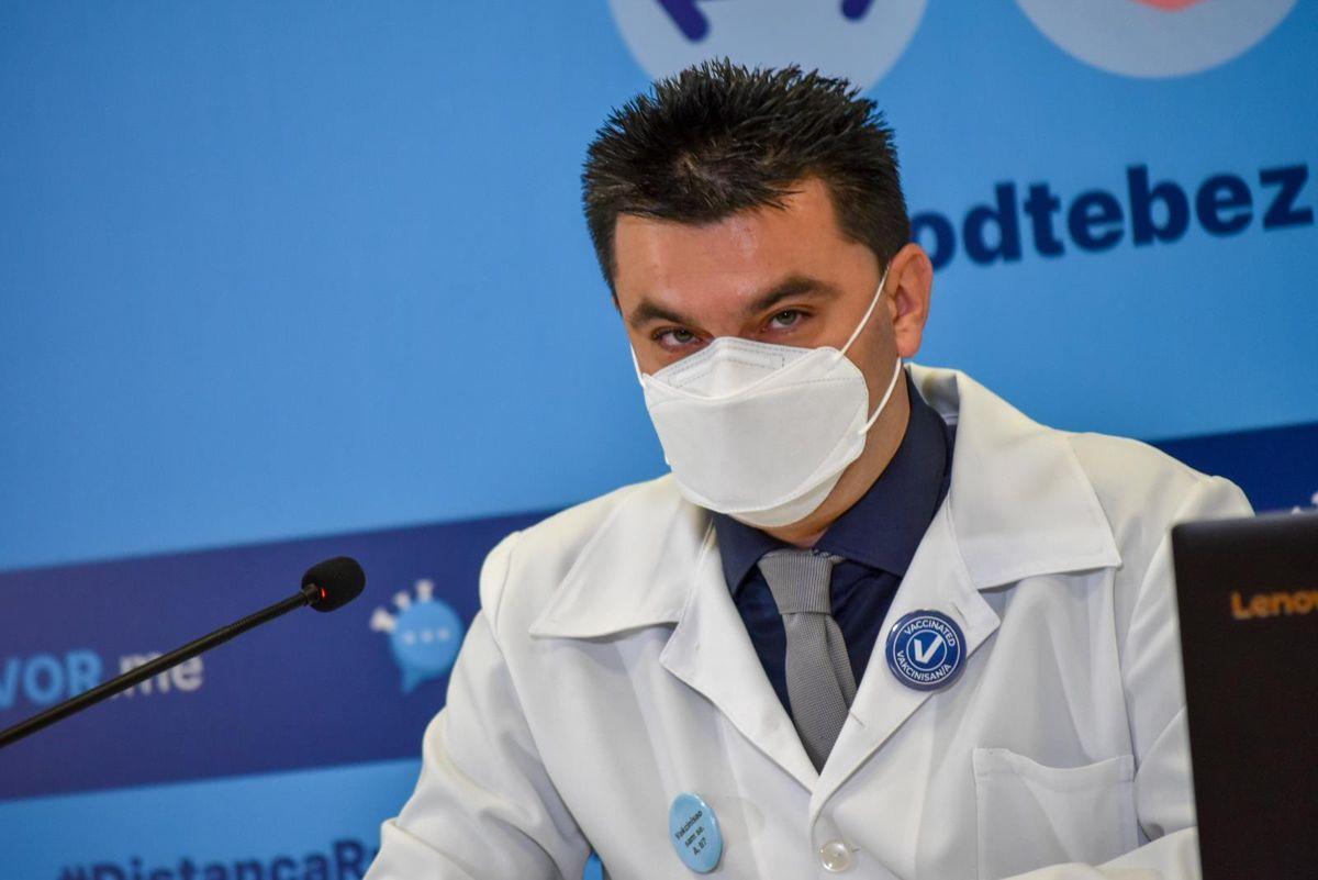 Karadağ'da süpermarket ve iş merkezlerine Kovid-19 sertifikasıyla giriş yapılabilecek