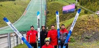 Türkiye: Kayakla atlamada milliler, Continental Cup'ta yarışacak