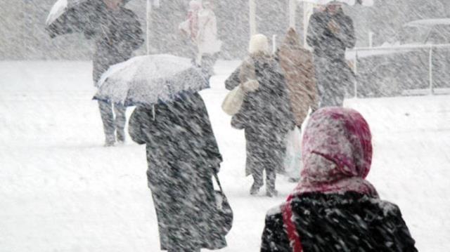 Meteoroloji uzmanlarına göre bu kış İstanbul'da yoğun kar yağışı bekleniyor