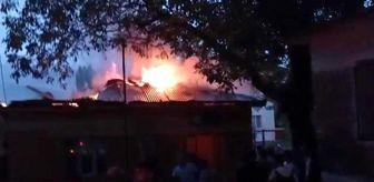 Yangın: Son dakika haberleri: Siirt'te yangına erken müdahale faciayı önledi