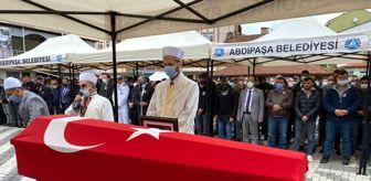Erkan Şahin: Son dakika: Trafik kazasında hayatını kaybeden uzman çavuş Akıncı'nın cenazesi defnedildi