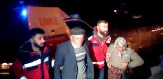 Arpaçay: 2 bin 900 rakımdaki yaylada tipide mahsur kalan evli çift ekipler tarafından kurtarıldı