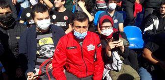 Feyzullah Kıyıklık: Bağcılar Belediyesi Engelliler Sarayı kursiyerleri, TEKNOFEST'i ziyaret etti