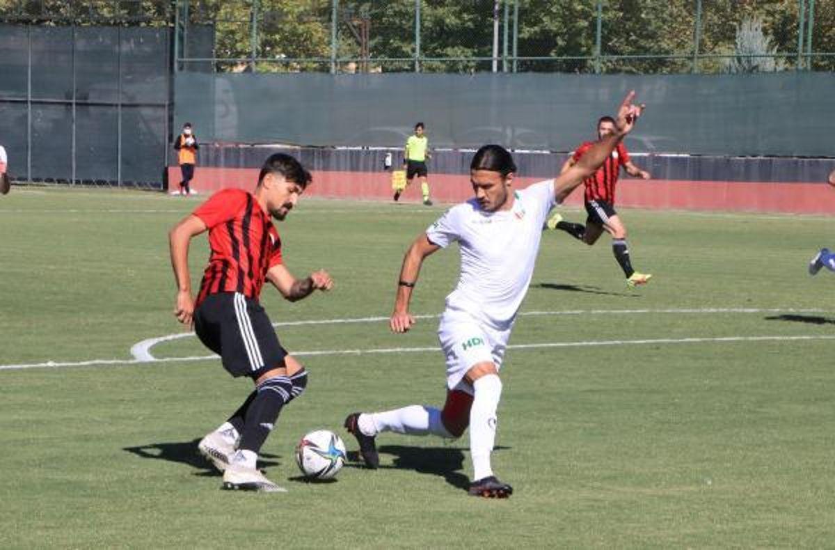 Karbel Karaköprü Belediye Spor - Ceyhan Spor: 3-1