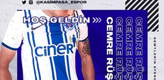 Kasımpaşa Espor yeni forvet transferini duyurdu: Cemre Rüştü Acar!