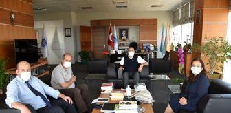 Tekirdağ: KOSGEB Tekirdağ Güney Müdürü Esin SAYIN'dan Ziyaret Yeni