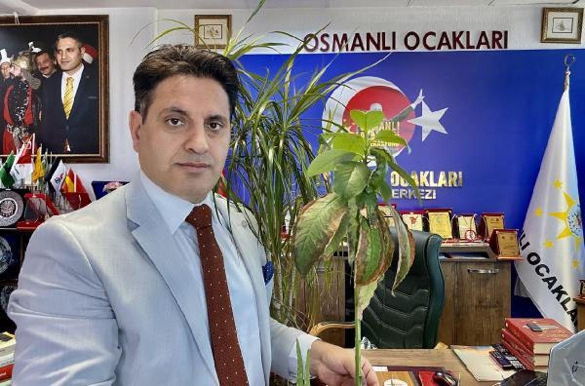 Osmanlı Ocakları'ndan '1 Milyon Fidan Dikme Projesi' açıklaması