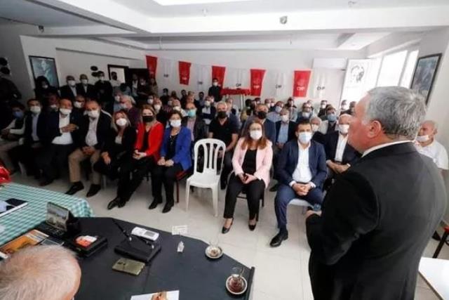 CHP Denizli Gençlik Kolları Başkanı Tugay Odabaşıoğlu'ndan skandal sözler: Erdoğan'ın fotoğrafını makamına asanın kolunu bacağını kırarım