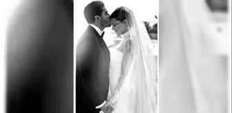 Ebru Şallı: İkinci evlilik yıldönümü paylaşımı