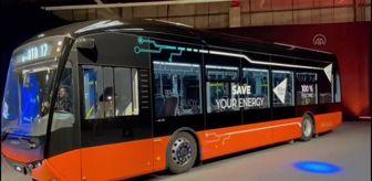 Araştırma Geliştirme: Karsan CEO'su Okan Baş: 'Elektrikli araçlarımız ileride metrobüs hatlarında kullanılabilir'