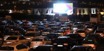 Sinema: Melikgazi'de arabalı sinema etkinliğinin son filmi  'Başlangıç'  oldu